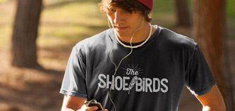 The Shoe Birds Spotted in California