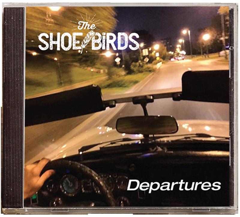 The Shoe Bird, Departures