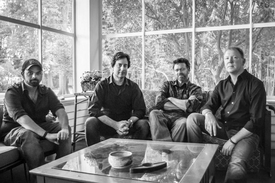 The Shoe Birds, Scott Coopwood, Norman Adcox, Barry Bays, Brian Schilling
